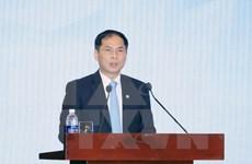 APEC senior officials gather at informal meeting in Hanoi