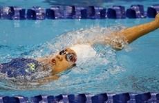 Vietnam tops at Southeast Asian Swimming championship