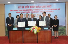RoK partners help southern provinces with personnel training