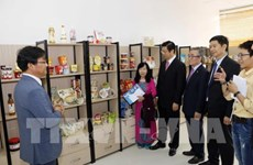 Korea Rice Foodstuffs Association opens office in Can Tho