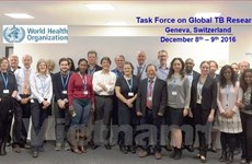 Vietnamese expert joins first global tuberculosis task force