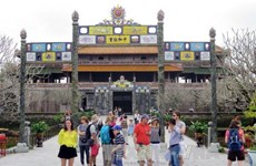 Golden Tourism Week to be launched in Hue relic site