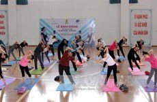 Yoga Federation of Vietnam established