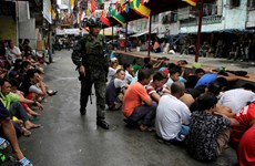 US withholds aid package to Philippines