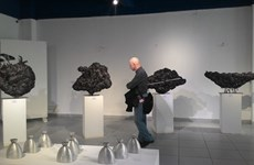 Exhibition reflects thriving sculpture scene