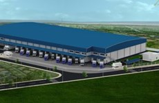 VN-Japan company opens big warehouse in Binh Duong