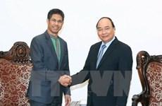 PM congratulates Timor Leste Ambassador on fulfilling tasks