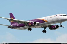 Cambodian national airline opens direct flight to Beijing