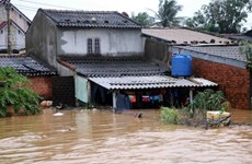 Chinese FM sympathises with Vietnamese flood victims