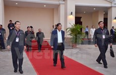Cambodia: CPP Central Committee's 40th conference wraps up