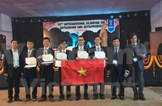 Vietnam bags one silver prize at Int'l Astronomy Olympiad