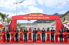 Lai Chau hydropower plant inaugurated