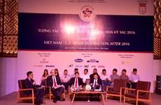 Conference talks Vietnam-US future trade prospects