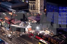 Condolences sent to Germany on losses in Berlin truck attack