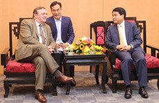 Hanoi willing to forge all-faceted ties with Hungary