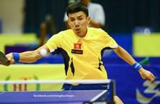 Vietnam wins men's team title at SEA table tennis championships