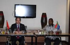 South Africa appreciates ties with Vietnam