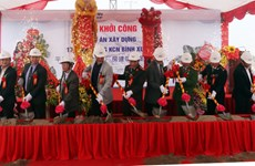 Taiwanese firm builds workshops in Vinh Phuc