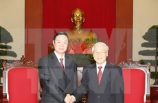 Vietnam, China called to share Party building experience