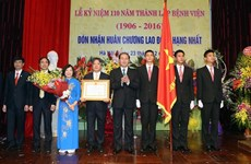 Vietnam-Germany Friendship Hospital asked to increase scientific research