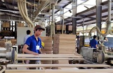 Timber, wooden furniture exports rake in 7.3 billion USD