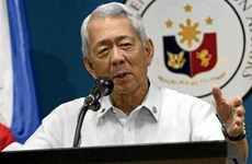 Philippines seeks diplomatic initiatives for East Sea issue