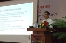 Seminar gives advice on debt risks