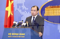China's air route to Hoang Sa violates Vietnam's sovereignty