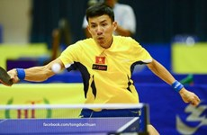 More medals for Vietnam at SEA table tennis tourney