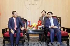 Hanoi, Phnom Penh redouble all-round cooperation