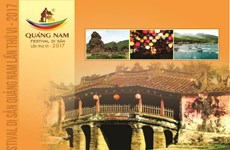Website launched to promote Quang Nam festival