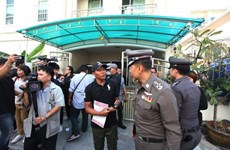 Thai police invite citizens to take part in home care programme