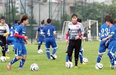 Vietnam jump up in women football ranking