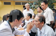 Better health care quality needed for the elderly