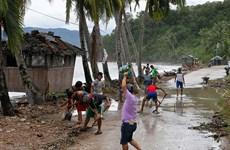 Damage from typhoon Nock-Ten to Philippines reaches 80 million USD