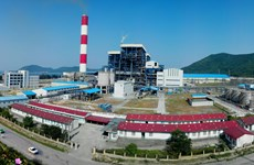 Ha Tinh province makes breakthrough in industrial development