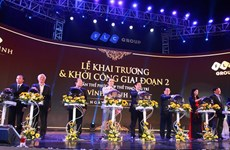 FLC Group to launch 1.1 billion USD project in Vinh Phuc