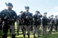Indonesia strengthens security ahead of New Year