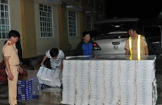 More than 15,400 smuggling cases uncovered in 2016