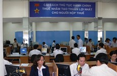 Tax authority promotes national online tax refund