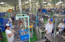 Hanoi: Industrial production increases 7.1 percent in 2016