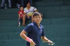 Vietnam out of Men's Future tennis event in Thailand