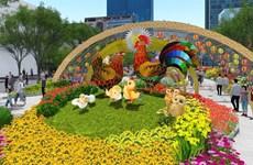 HCM City's flower street to bloom for Tet