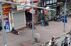 Hanoi Traffic Police propose installation of more cameras