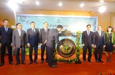 Finance minister urges to improve securities market