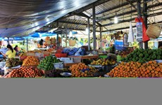 Indonesia's inflation lowest in eight years