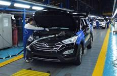 2016 car import turnover hits 2.3 billion USD