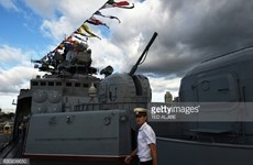 Russia ready to provide weapons for Philippines