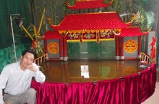 Talk to be held on water puppetry