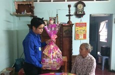 Quang Nam provides allowances, gifts for residents to enjoy Tet